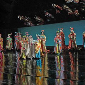 Opera, live in cinema: