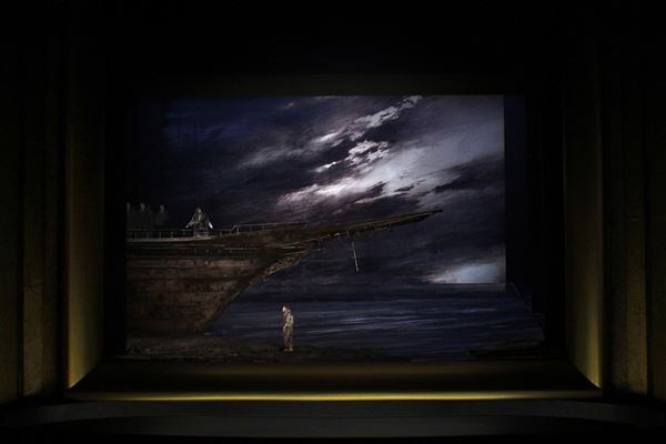 "Opera, live in cinema: ""The Flying Dutchman"""
