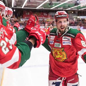 Ishockey Mora - Vita Hästen
