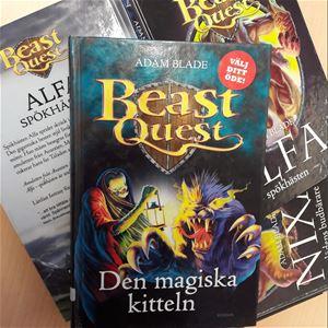 Beast Quest, för 6-9 år
