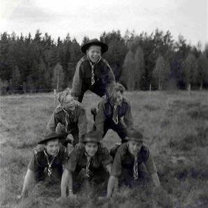 Värends Scoutkår 75 år!