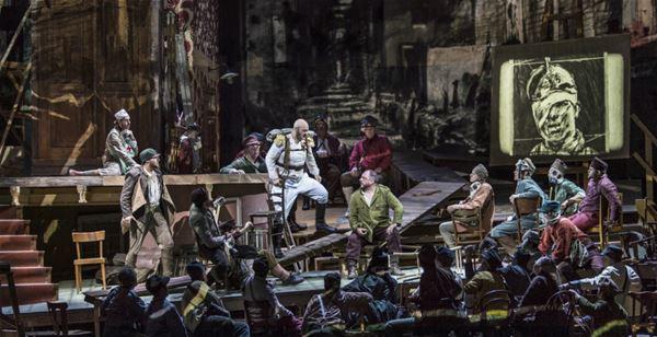 Opera - Wozzeck