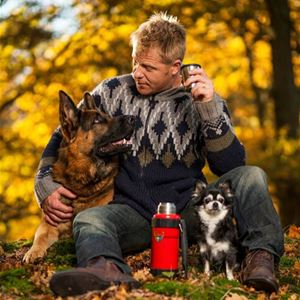 Lecture with dogcoach Fredrik Steen