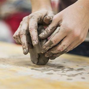 Öppen verkstad - keramikdag - drop in