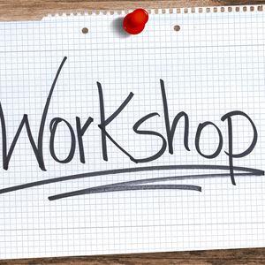 Drop-in workshop
