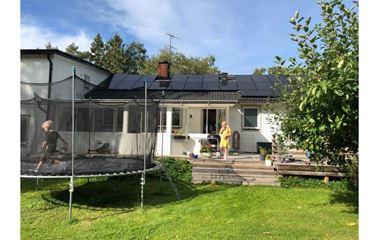 Uppsala - Mycket fin villa uthyres under O-ringen - 7229