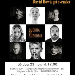 HJÄLTAR - David Bowie på svenska
