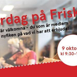 Friskis & Svettis - senior open house