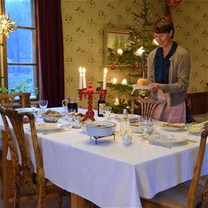Ammi Lenander, Julmarknad på Norra Berget