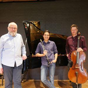 Præsentationskoncert med Ensemble Storstrøms nye klarinetist - Som Howie