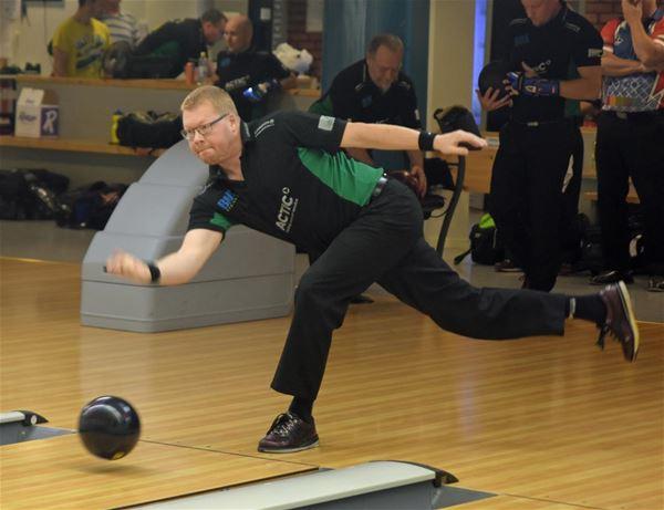 Markus Josefsson Mittmedia, Ludvika Bowlingklubb vs BK Joker