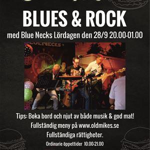Blues & Rock på Old Mike´s Diner