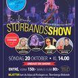 Storbandsshow med Linda Rapp och gäster