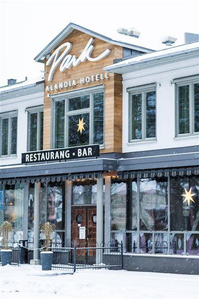 Julmiddag på Park Restaurang & Bar