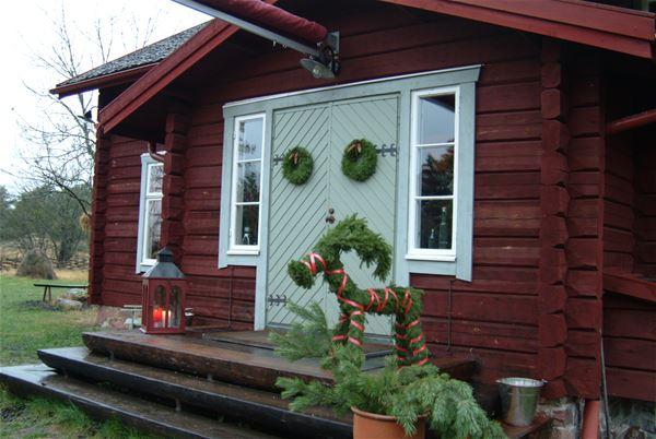 Julbord på Silverskär