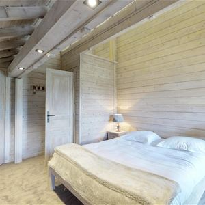 8 people / CHALET TCHIBEK (Moutain of dream)