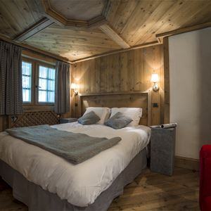 5 rooms 8 people / CHALET LE CERF (mountain of dream)