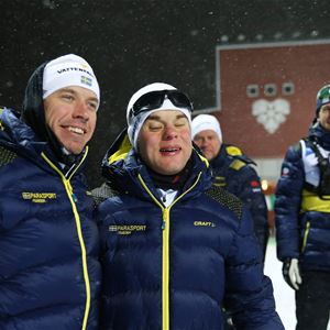 Foto: Pressbild World Para Biathlon,  © Copy: Pressbild World Para Biathlon, World Para Biathlon 2020
