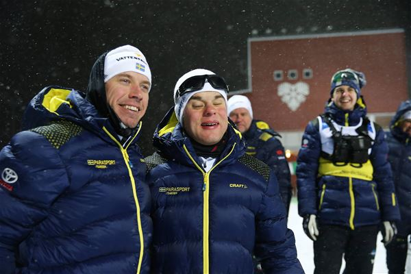 Foto: Pressbild World Para Biathlon,  © Copy: Pressbild World Para Biathlon, Zebastian Modin & Emil Jönsson
