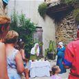 La Dame de Carcassonne recrute (Visita en francés)
