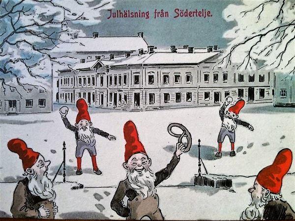 Levande Julkalender