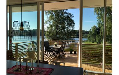 Mölnlycke - Large house with lake view and own jetty 20 min outside Gothenburg - 7248