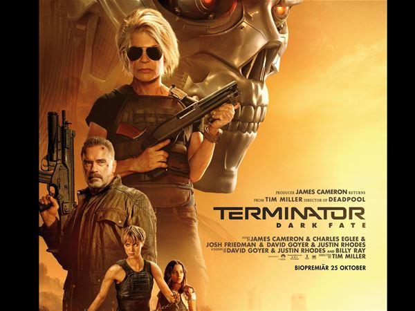 Bio - Terminator: Dark Fate