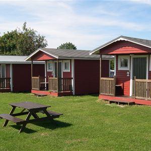 Ferienhaus (4 Betten, 12 m², ohne WC/Dusche)