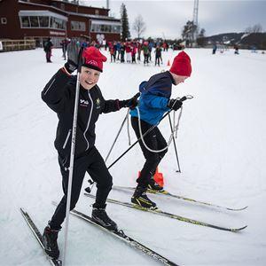 Foto: Special Olympics,  © Copy: Special Olympics, Special Olympics invitational games 2020 Åre Östersund