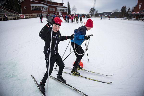 Foto: Special Olympics,  © Copy: Special Olympics, Skidåkare