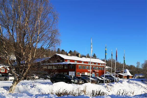 Vålådalen, STF Mountain station