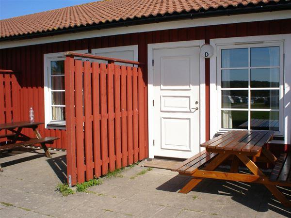 Hälleviks Camping/Wohnungen