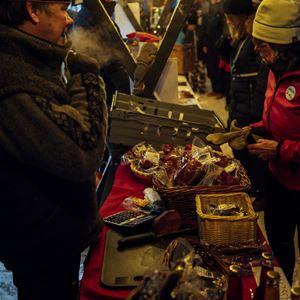 Idre Fjäll, Julmarknad på Idre Fjäll
