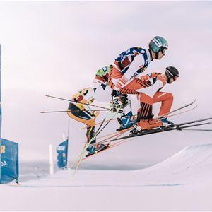 Idre Fjäll, World Cup i Skicross