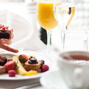 Afternoon Tea på Hotel Baltic