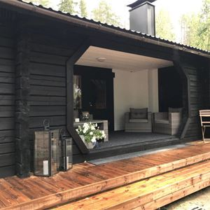 Louhi | Iken Mökit Cottages