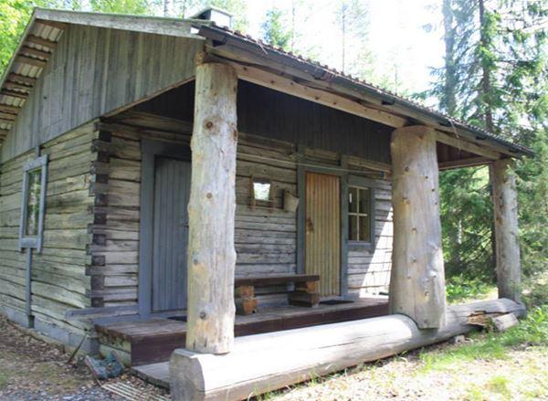 Vuorenpeikko | Iken Mökit Cottages