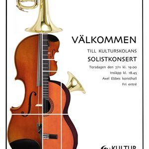 Solistkonsert
