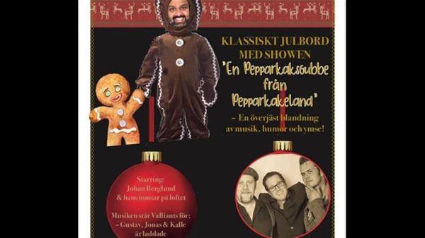 Klassiskt julbord på Hotell Älvdalen