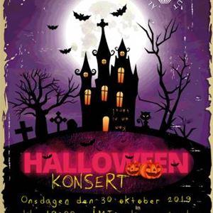 Konsert: Halloweenkonsert på Ålands Musikinstitut