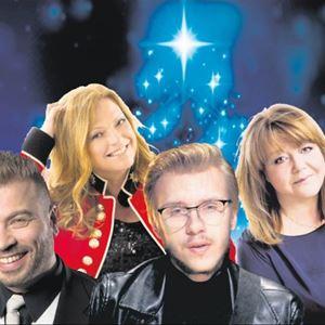 Vuoden suuri joulukonsertti 2019