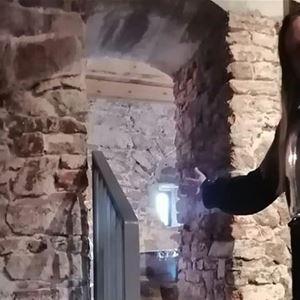 Ruskig kvällsguidning på Kastelholms slott