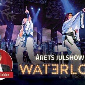 Julshow med Waterloo & DJ Clabbe