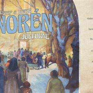 Borganäskörens Julkonsert med Gustaf och Viktor Norén