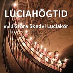 Luciakonsert i Stora Skedvi kyrka