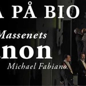 Metropolitan opera: Manon