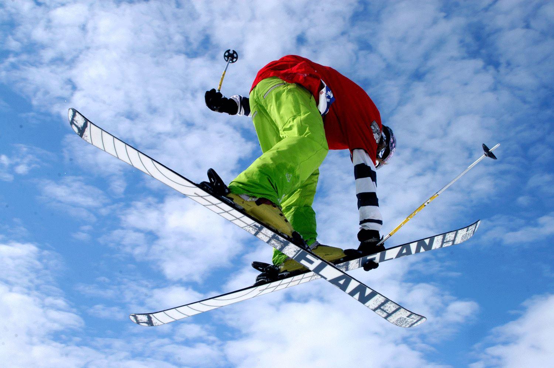 Sam Hedman,  © Hemavan Tärnaby Pr-förening, Snowboard, freeride and terrain parks Hemavan
