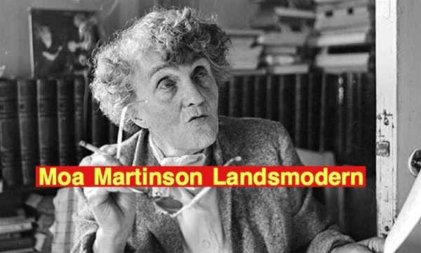 Mölnbo Bio: Moa Martinson - Landsmodern