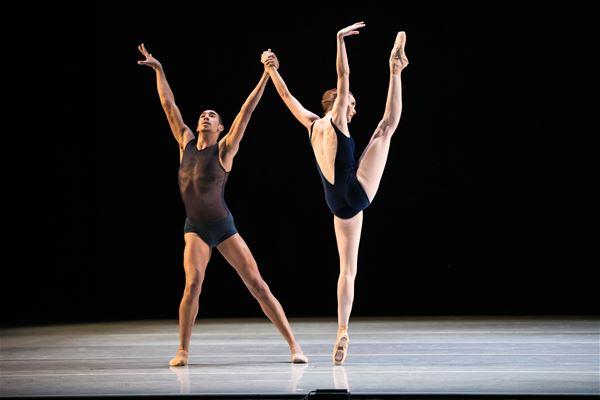 """Montpellier Danse - Alonzo King """"Händel / Common Ground"""""""