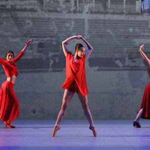 Montpellier Danse - José Montalvo / Carmen(s)